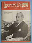 Click here to enlarge image and see more about item 5566: Literary Digest Magazine - May 23, 1936