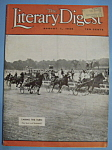 Click here to enlarge image and see more about item 5572: Literary Digest Magazine - August 1, 1936