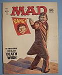 Click here to enlarge image and see more about item 5603: Mad Magazine - April 1975 - Death Wish