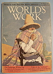 Click here to enlarge image and see more about item 5606: World's Work Magazine - October 1928