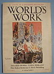 Click here to enlarge image and see more about item 5608: World's Work Magazine - November 1927