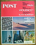 Saturday Evening Post Magazine-July 2, 1966-America
