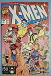 X-Men Comics-Vol.1-#1-October 1991-Rubicon