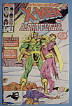 Click here to enlarge image and see more about item 5635: X - Men Comics - January 1986 - X-men & Alpha Flight