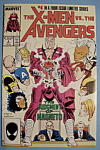 Click here to enlarge image and see more about item 5639: X - Men Comics - July 1987 - X-Men vs. The Avengers