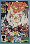 Click here to enlarge image and see more about item 5642: X - Men Comics - 1984 - X - Men Annual