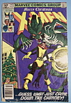 Click here to enlarge image and see more about item 5645: X - Men Comics - March 1981 - Merry Christmas  X - Men