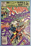 Click here to enlarge image and see more about item 5647: X - Men Comics - February 1982 - X - Men