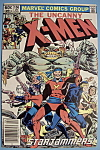 X - Men Comics - April 1982 - X - Men