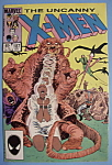 X - Men Comics - November 1984 - The Uncanny X-Men