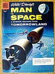Walt Disney's Man In Space Comic #716-1956