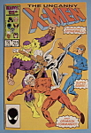X - Men Comics - March 1987 - The Uncanny X-Men