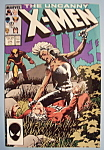 X - Men Comics - April 1987 - The Uncanny X-Men