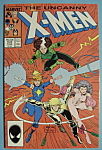 Click here to enlarge image and see more about item 5713: X - Men Comics - June 1987 - The Uncanny X-Men