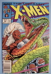 X - Men Comics - November 1987 - The Uncanny X-Men