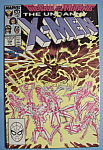 X - Men Comics - February 1988 - The Uncanny X-Men
