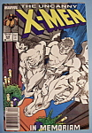 X - Men Comics - April 1988 - The Uncanny X-Men