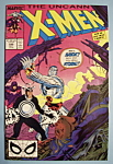 X - Men Comics - Early Sept 1989 - The Uncanny X-Men