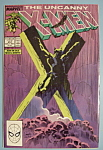 X - Men Comics - Early Nov 1989 - The Uncanny X-Men