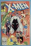 X - Men Comics - Late Nov 1989 - The Uncanny X-Men
