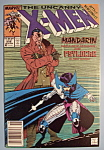 X - Men Comics - Late Dec 1989 - The Uncanny X-Men