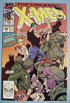 X - Men Comics - March 1990 - The Uncanny X-Men