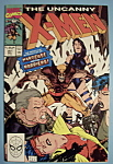 X - Men Comics - May 1990 - The Uncanny X-Men
