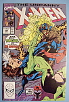 X - Men Comics - October 1990 - The Uncanny X-Men