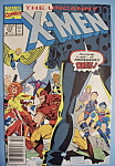 X - Men Comics - February 1991 -The Uncanny X-Men