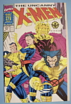X - Men Comics - April 1991 - The Uncanny X-Men