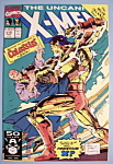 X - Men Comics - August 1991 - The Uncanny X-Men