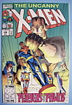 X - Men Comics - April 1993 - The Uncanny X-Men