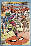 Click here to enlarge image and see more about item 5782: Spider-Man Comics - Feb 1978 - Goblin In The Middle
