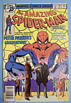 Click here to enlarge image and see more about item 5791: Spider-Man Comics -Oct 1978- Peter Parker's Graduation
