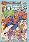 Click here to enlarge image and see more about item 5792: Spider-Man Comics - Nov 1978- The Chameleon