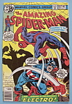 Spider-Man Comics - Dec 1978- The Power Of Electro