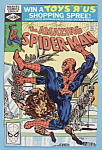 Spider-Man Comics - Oct 1980 - To Salvage My Honor