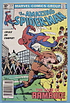 Spider-Man Comics - Oct 1981 - Ramrod