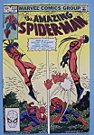 Spider-Man Comics - Oct 1982 - Nose Norton