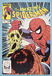 Spider-Man Comics - October 1983 - Sacrifice Play