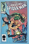 Spider-Man Comics - October 1984 - Puma