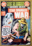 Click to view larger image of Star Spangled War Stories Comics #164-Aug-Sept 1972 (Image1)