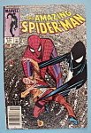 Spider-Man Comics - November 1984 - New Costume