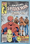 Spider-Man Comics - May 1986 - Unmasked