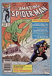 Spider-Man Comics - June 1986 - Rules Of The Game