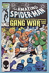 Spider-Man Comics - January 1987 - Gang War (Part 1)
