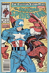 Spider-Man Comics - Early Nov 1989 - Assault Rivals