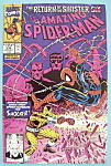 Spider-Man Comics - Late July 1990 - Shocks