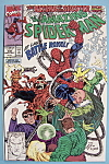Spider-Man Comics - Early Sept 1990 - Death From Above