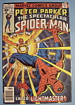 Spider-Man Comics - February 1977 - Lightmaster
